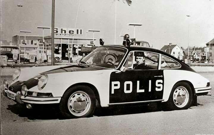 Sweden - Porsche 1960's