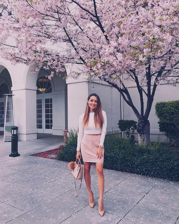 "18k Likes, 126 Comments - Jessica Ricks (@hapatime) on Instagram: ""I'm so happy it's finally spring """