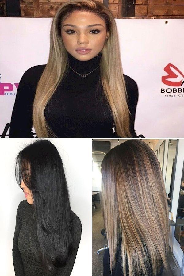 Wet Hair Straightener Straight Hair Back Try On Hairstyles Free In 2020 Straight Hairstyles Hair Straightener Hair Styles