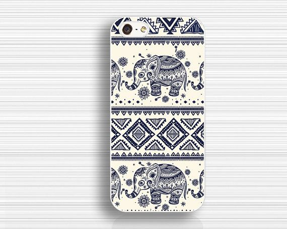 cases for iphone,Porcelain pattern,iphone 5c case,elephant iphone 5s case,elephant iphone 5 case,iphone 4 case,iphone 4s case,calf elephant on Etsy, $9.99