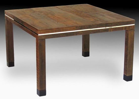 urban rustic furniture. urban rustic collection dining table design reclaimed wood with stainless steel item custom sizes distressed u0026 smooth finish options furniture