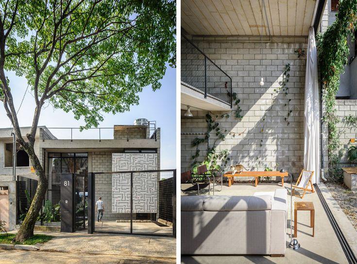 Maracana House, Brazil   Terra e Tuma Arquitetos Associados 04