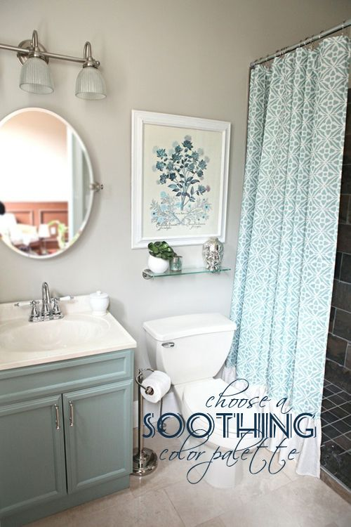 How to make your bathroom look like a pinterest board for Small bathroom ideas on pinterest