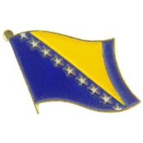 "Bosnia Flag Pin 1"" by FindingKing. $8.50. This is a new Bosnia Flag Pin 1"""