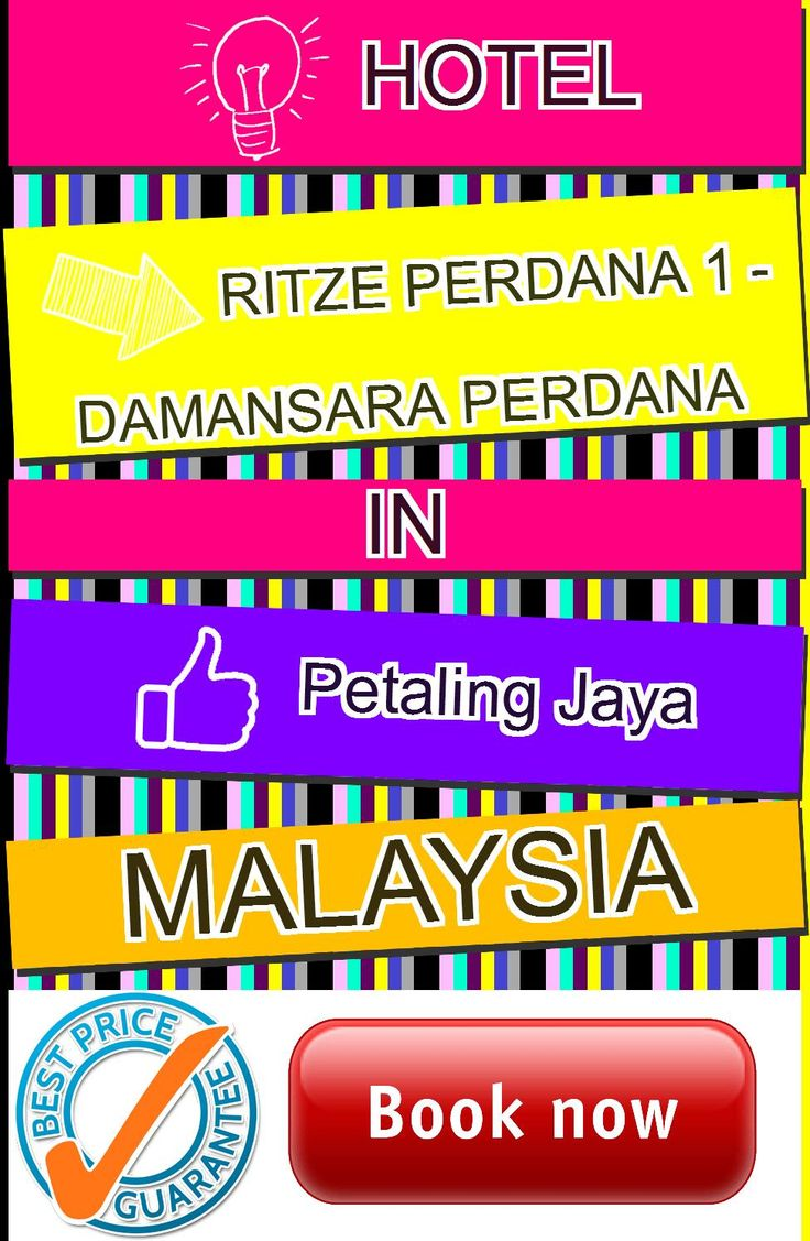 Hotel Ritze Perdana 1 - Damansara Perdana in Petaling Jaya, Malaysia. For more information, photos, reviews and best prices please follow the link. #Malaysia #PetalingJaya #travel #vacation #hotel