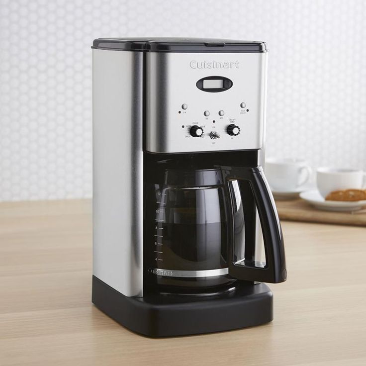 Cuisinart brew central programmable coffee maker 12cup