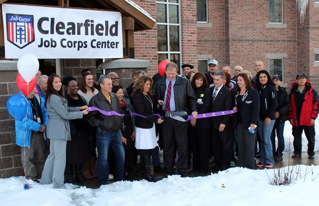 Clearfield Utah S Job Corps Center Stuff I Just Like
