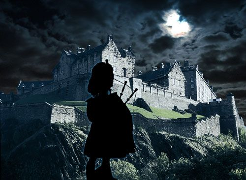 17 best images about haunted england ireland and for Stay in a haunted castle in scotland