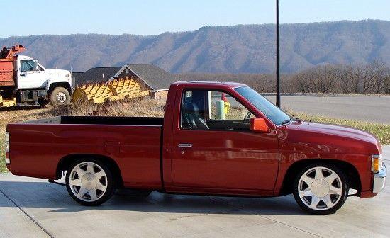1994 Nissan Hardbody $3,000 - 100166402   Custom Mini Truck ...