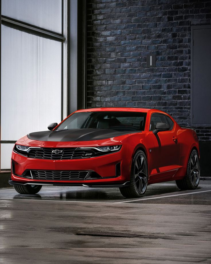 2019 Chevrolet Camaro Zl1: Chevy Gave The Camaro A Makeover For 2019 @motortrend On