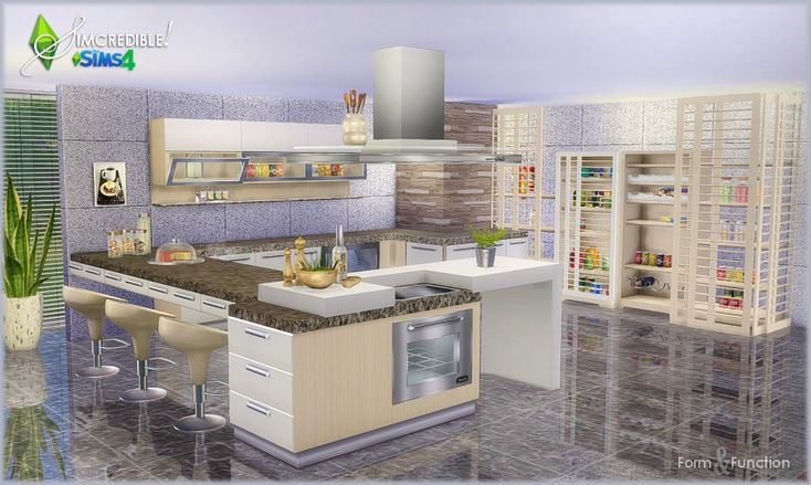 Design Of Kitchens Set Gorgeous Inspiration Design