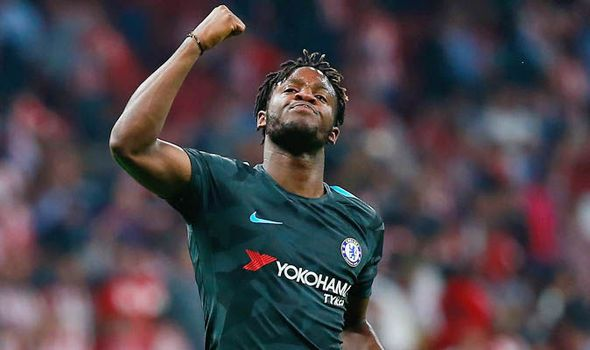 Michy Batshuayi: Chelsea hero hits out at FIFA 18 rating after Atletico winner - https://buzznews.co.uk/michy-batshuayi-chelsea-hero-hits-out-at-fifa-18-rating-after-atletico-winner -