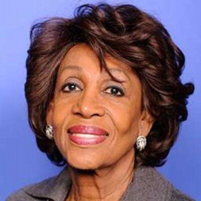 """Maxine Waters on Twitter: """"I am a strong black woman.  I cannot be intimidated, and I'm not going anywhere. #BlackWomenAtWork"""""""