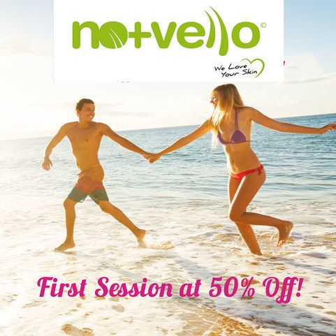 At Nomasvello  the summer starts off with a discount!