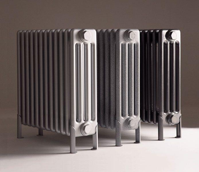 Radiators - Contemporary, designer, stainless steel, aluminium