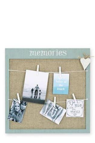 Memories Pin Board #mycosyhome