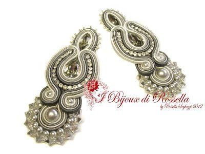 Rossella Seghezzi Design: Elegance Earrings