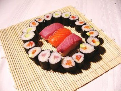 Recette Makis sushis