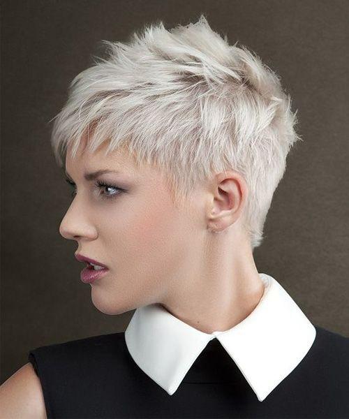 Short Choppy Hairstyles 2017 for women | Hairstyles, (2017 ...