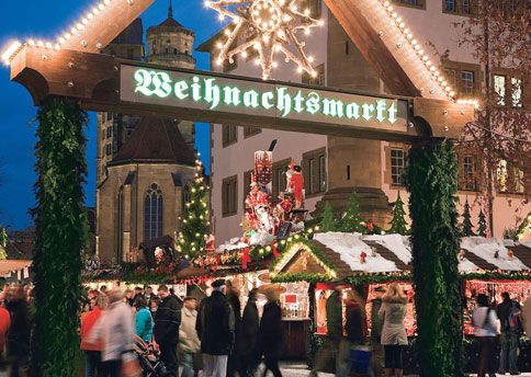 Dusted in snow, the twinkling lights of Weihnachtsmärkte cast a magical incandescence over Germany's towns and villages. Nearly every locale puts on their