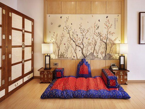 그랜드 앰배서더 서울 온돌룸 (Ondol Room)
