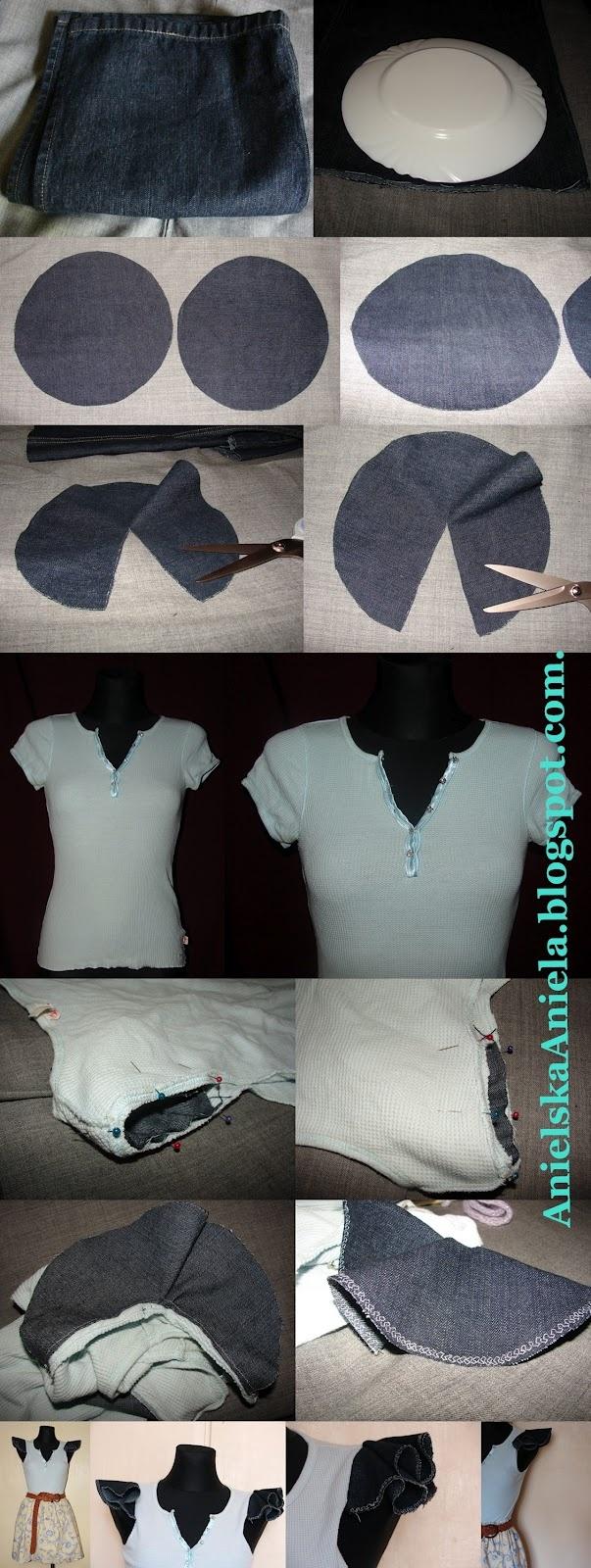 TUTORIALE-Tutorial kopiuj /wklej ... - Anielska Aniela-DIY,Tutorial,szycie, przeróbki, inspiracje,biżuteria,vintage,retro