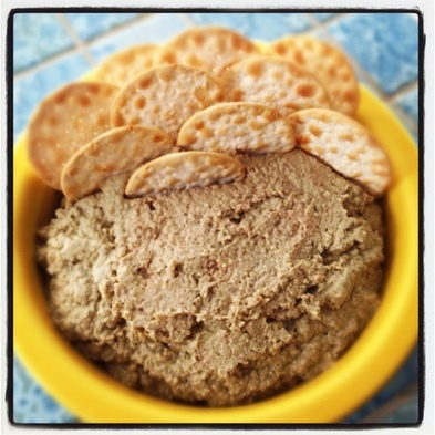 fake chopped liver recipe chicken