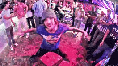 GIF - Oliver Sykes lol