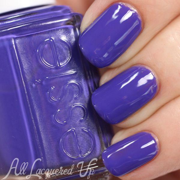 Essie All Access Pass nail polish swatch - Neon 2015 via @alllacqueredup