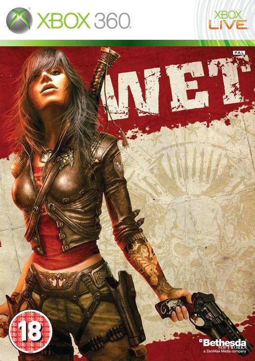 WET (Xbox360) #videogames #xbox360 #xboxlive #bethesda #wet