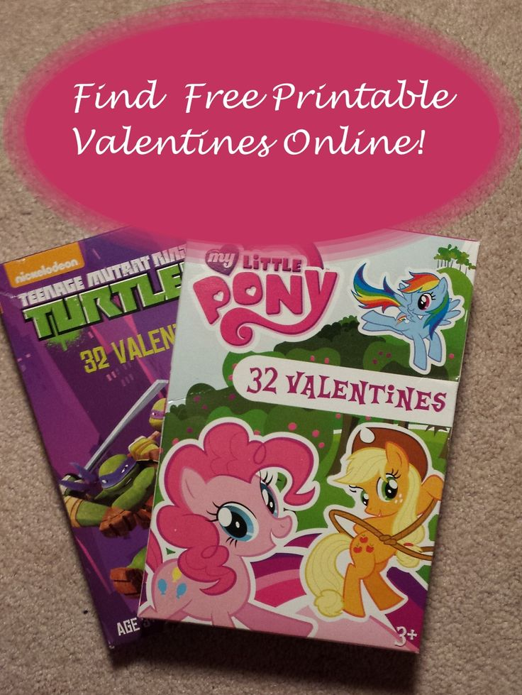 Free Printable Valentines Cards Frozen My Little Pony
