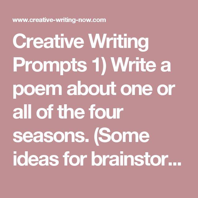 Creative writing ideas for th grade Best essay au Writing Good save  environment essay in kannada Bogglesworld
