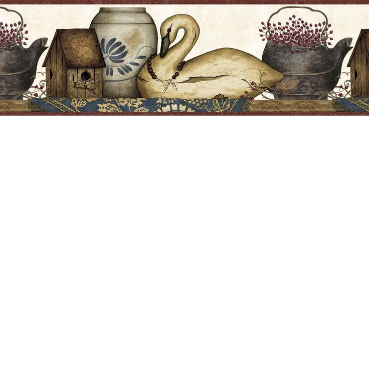 Paintable Wallpaper Kitchen: 25+ Best Kitchen Wallpaper Borders Images On Pinterest