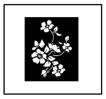 STENCILS Flowering Dogwood Sprig 4 Stencil Painting Floor