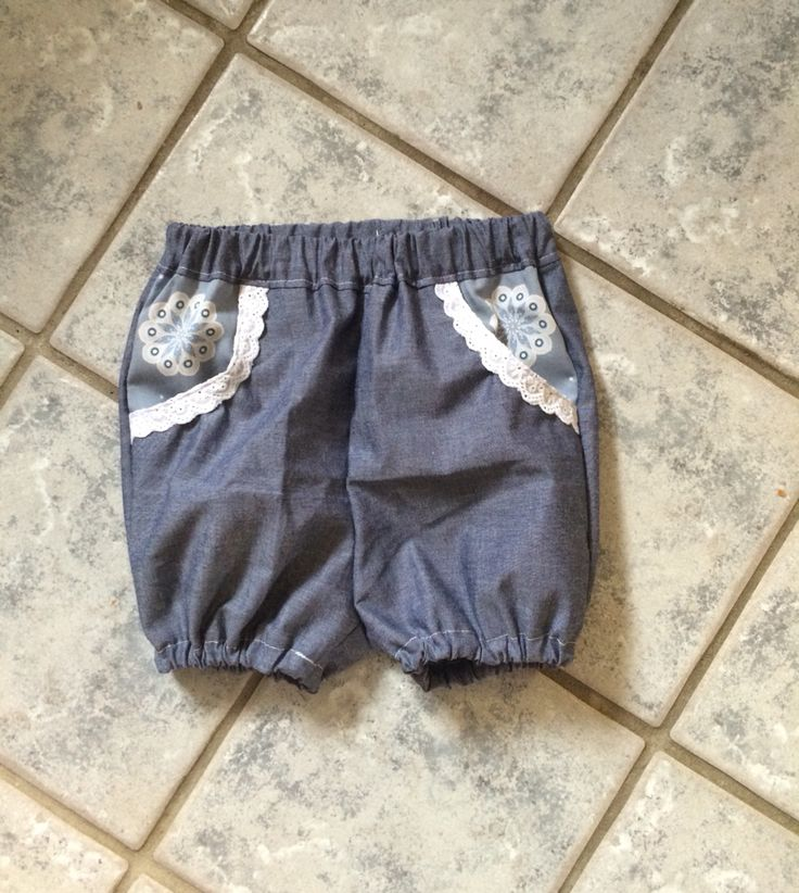 Puffshorts stl.68/74