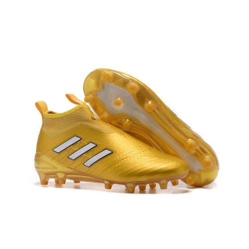 Best Adidas ACE 17 PureControl Football Boots Gold
