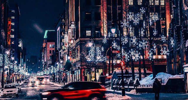 Montreal Is Getting Heated Sidewalks On Sainte-Catherine Street #montreal #thingstodo