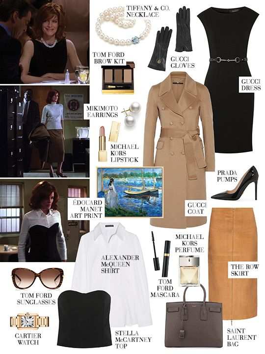 Mizhattan - Sensible living with style: *GET HER LOOK* Catherine Banning