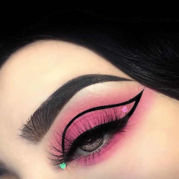 090f927041c857b914c52b087205f6da - 31 Looks: Makeup for Valentines Day 2018 > CherryCherryBeaut... > zoemexiamakeup...