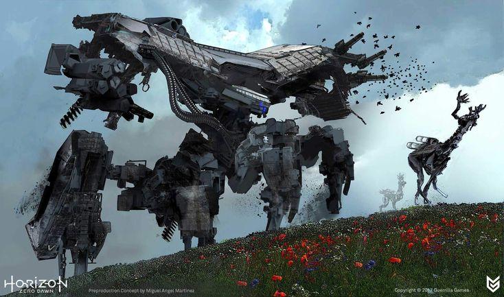 Horizon-Zero-Dawn-Deathbringer-concept-art-7-Miguel-Angel-Martinez