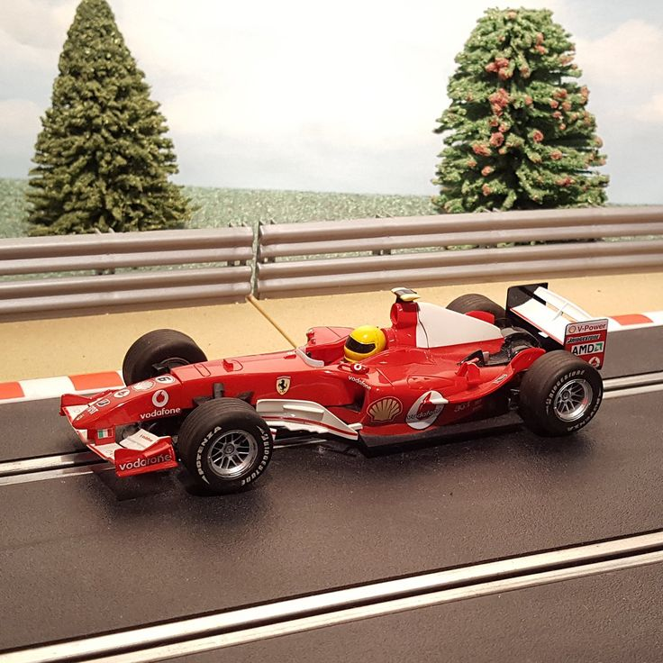 New arrival for sale! Scalextric 1:32 C... See it here http://www.actionslotracing.co.uk/products/scalextric-1-32-car-c2676-f1-ferrari-f2004-michael-schumacher-1-a?utm_campaign=social_autopilot&utm_source=pin&utm_medium=pin