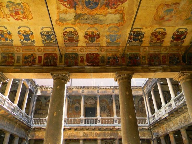 Palazzo del Bo, Università di Padova, Veneto, Italy