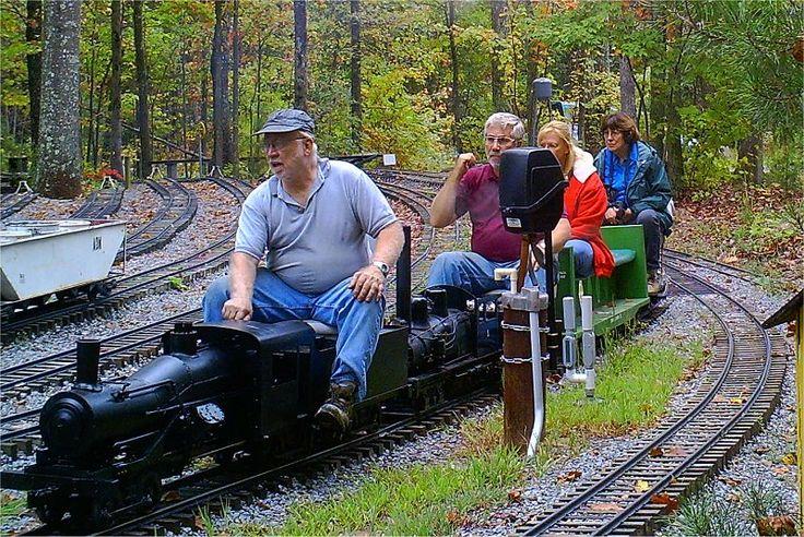 mill creek central railroad logging meet
