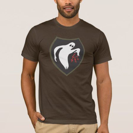 Ghost Army logo T-Shirt - click/tap to personalize and buy
