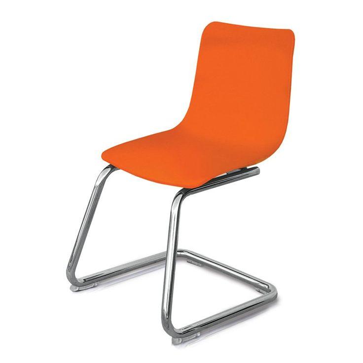 Pkolino Modern Kids Chair Orange - PKFFMKCORG