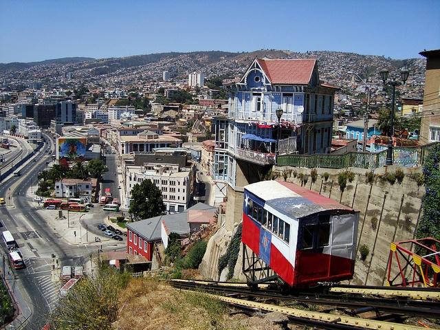 Ascensor Artilleria, Valparaiso