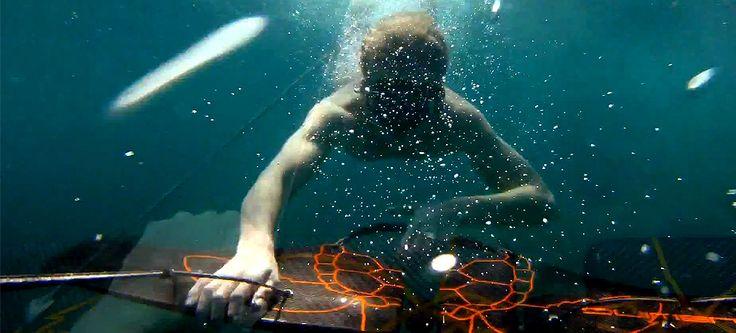 Subwing, un zbor subacvatic (VIDEO)