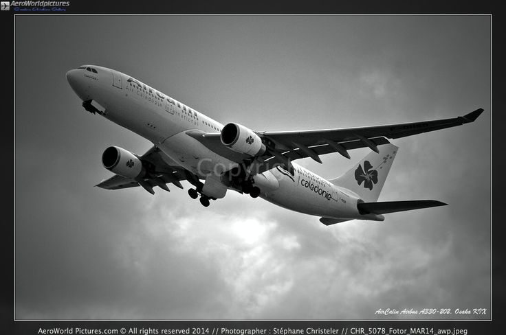A332 SB KIX awp by AeroWorldpictures I Christeler on 500px