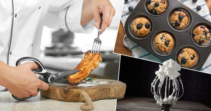 Husmorstips: 22 knep för köket