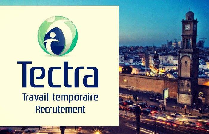 Offre D'emploi a Tectra Casablanca: Recrutement des Hôtesses d'Accueil Contrat de Travail : Contrat a Durée Indetérminée Informations sur l'entreprise:...